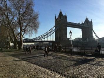 Conexão em Londres