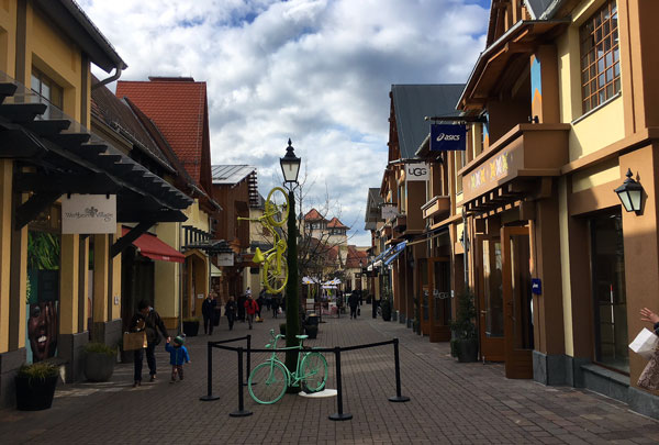 Wertheim Village Outlet Alemanha