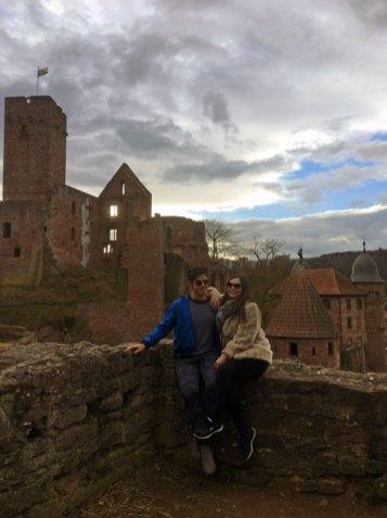 Burg Wertheim Alemanha