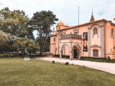 Marechal Carmona - Museu