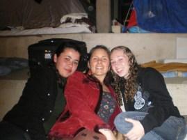 Andressa, Marieli e Jéssica