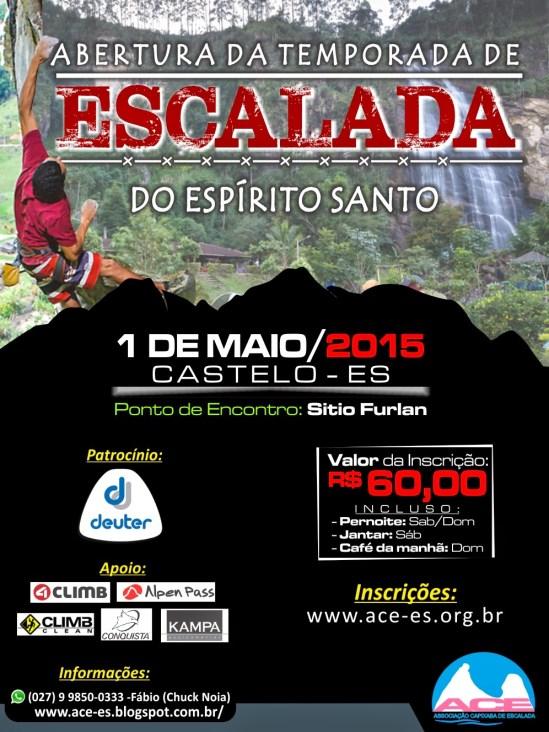 Cartaz do evento de 2015