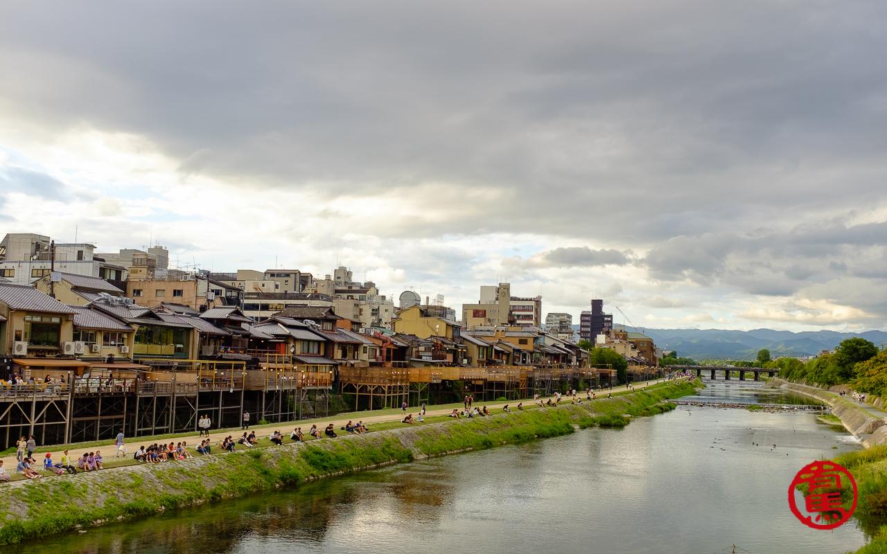 Kyoto antigo, na região de Gion.