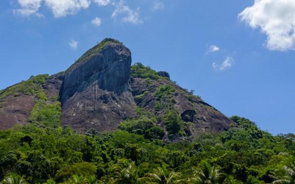 Pedra de Iguapé - Guarapari