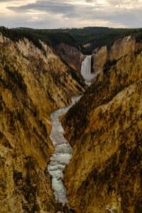 Grand Canyon de Yellowstone.