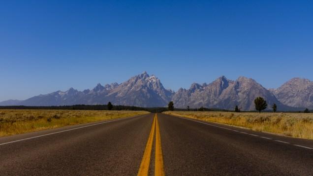 Todos os caminhos levam à montanha.