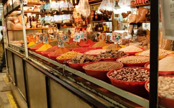Mercado público de Salta.