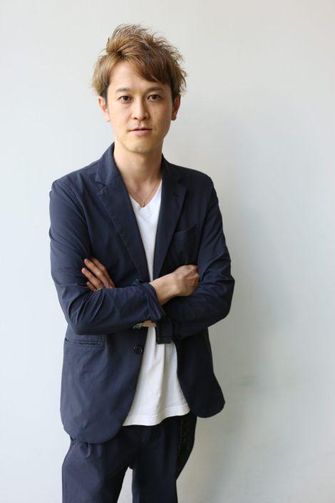 Japanes stylist Shinya