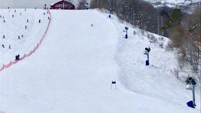 スキー検定 難易度