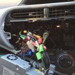 車のナビ(MDV-727DT)が壊れた・・・・