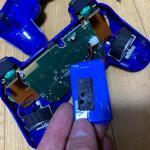 PS3コントローラを2個イチで直してみた