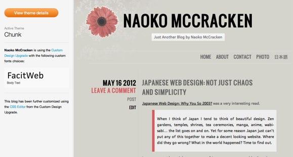 en.naoko.cc on Showcase