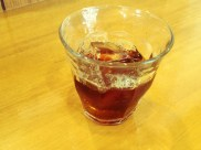 Iced Coffee at Sepia Coffee