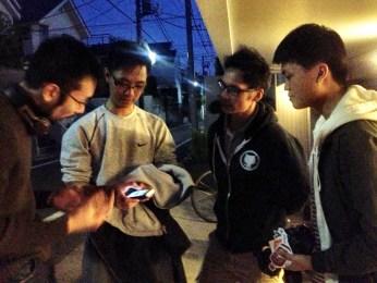 Intriaix Team @ OSS Cafe