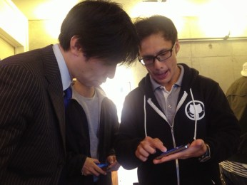 Nakahata-san & Bryan