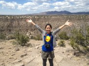 Naoko in New Mexico