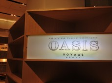 Oasis Library at Voyage Group Office