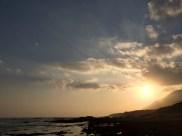 Harutahama sunset