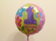Balloon from friends