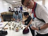 Perler beads table