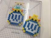 Perler beads Wapuu
