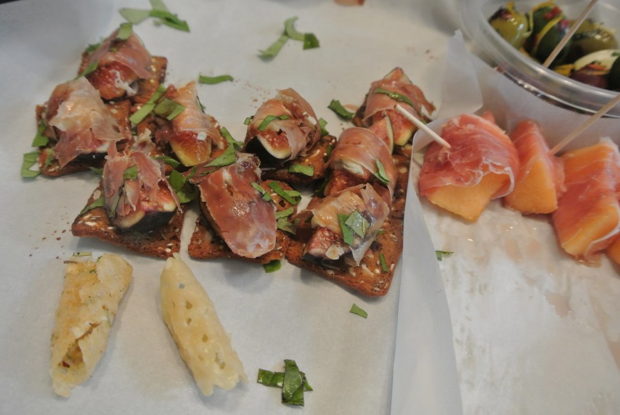 cookoff - appetizers