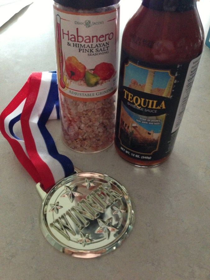 cookoff - medal