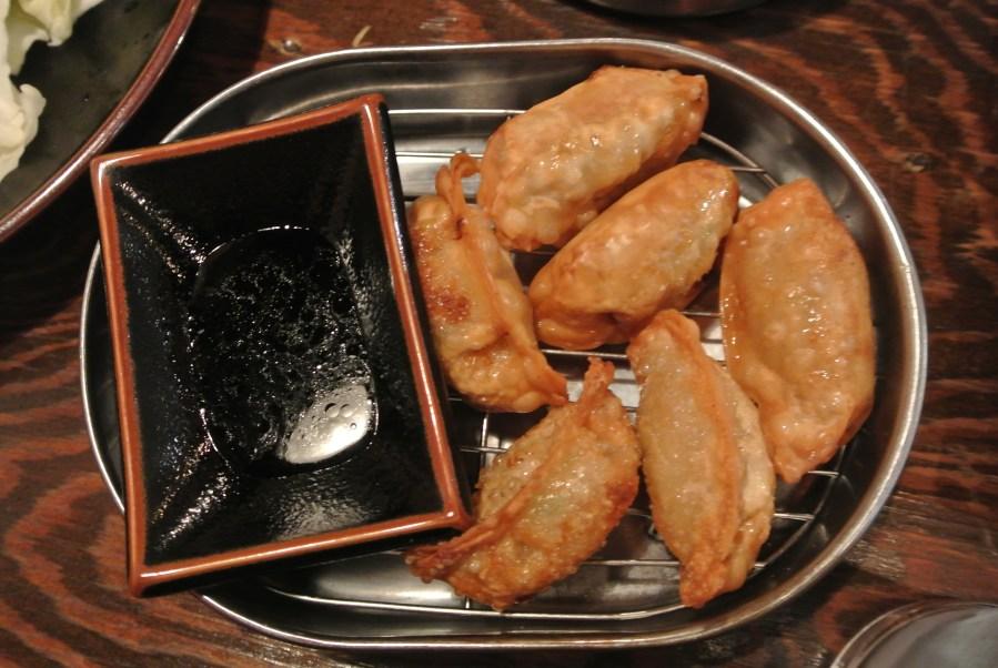 Hanbey - gyoza