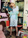 ELLE girl japan Suki Waterhouse