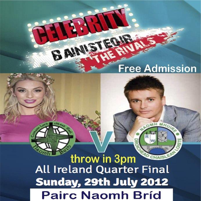 Celebrity Bainisteoir. | Kerry GAA Forum