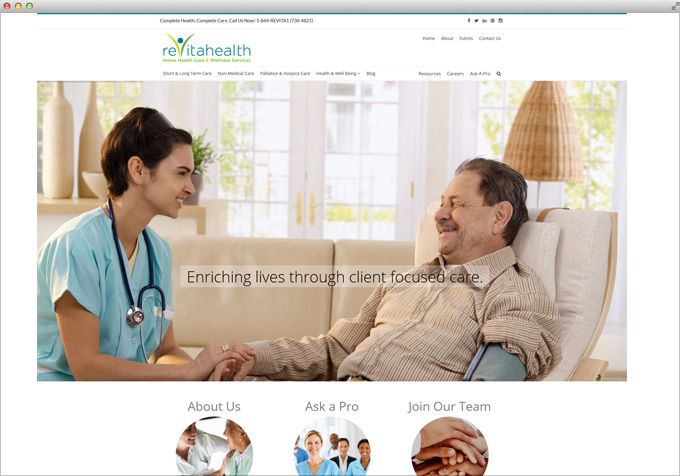 ReVitahealth home health care agency