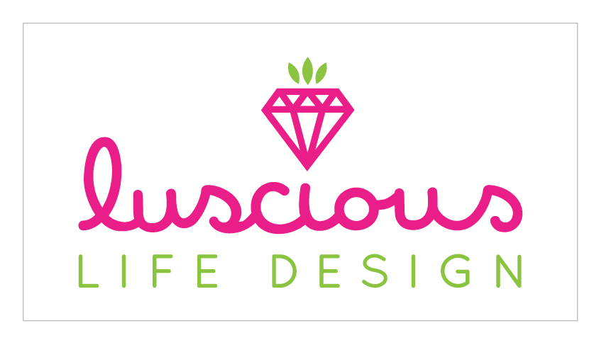 Luscious Life Design Old Logo