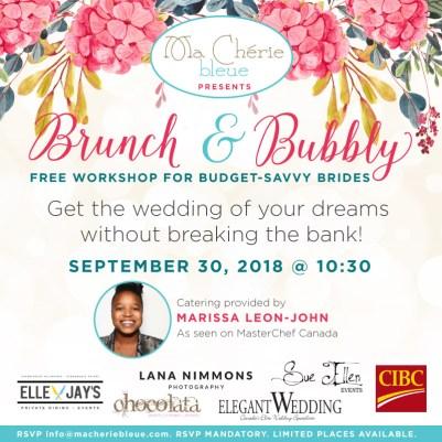 Flyer design for Bridal Boutique