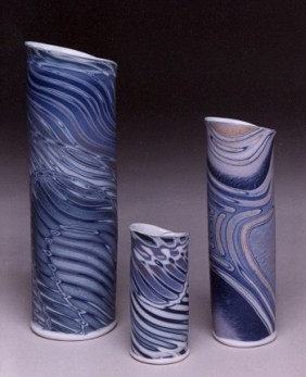 Cylindrical Vases