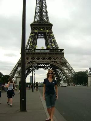 Paris – a primeira impressão…