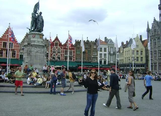 Brugge (Bruges) – o melhor da Bélgica…