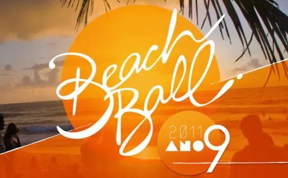 Beach Ball – 9ª edição do concorrido Reveillon