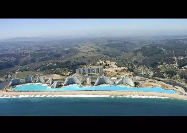 A maior piscina do mundo, você sabe onde fica?
