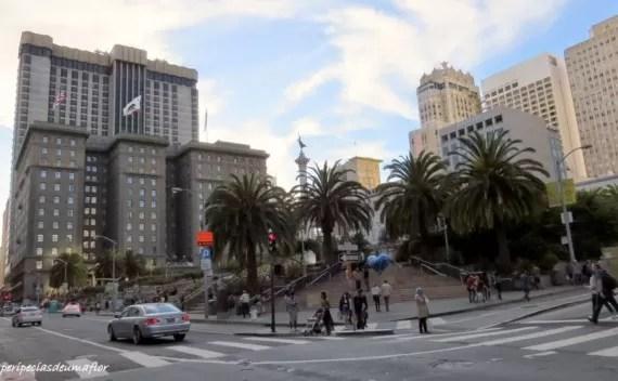 Union Square – o burburinho de São Francisco