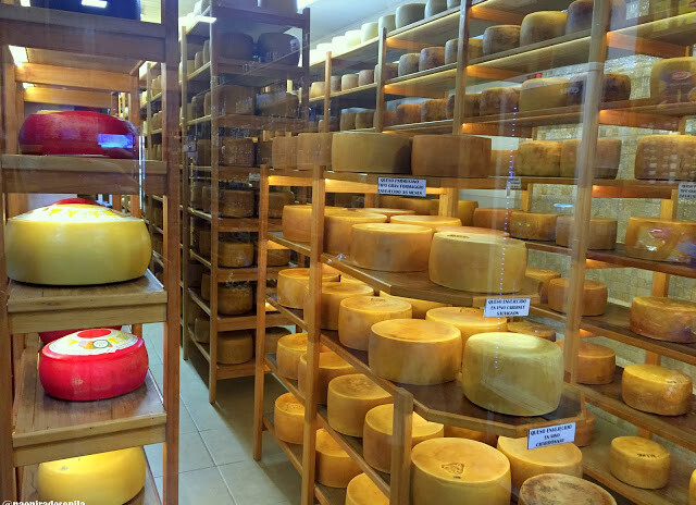 Le Carroussel – onde comprar queijos, vinhos e embutidos em Rivera