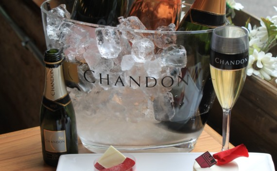Sparkling Candy Day com espumantes Chandon na Sweetshop