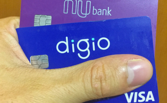 Nubank ou Digio – qual destes cartões de crédito sem anuidade é mais vantajoso?
