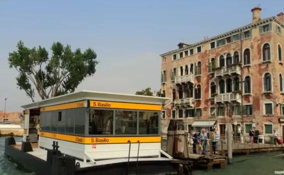Vaporetto, a forma aquática mais barata de conhecer Veneza