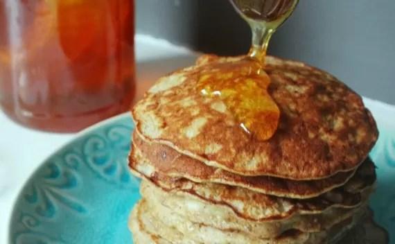 Como fazer panqueca sem glúten, sem lactose e sem açúcar?