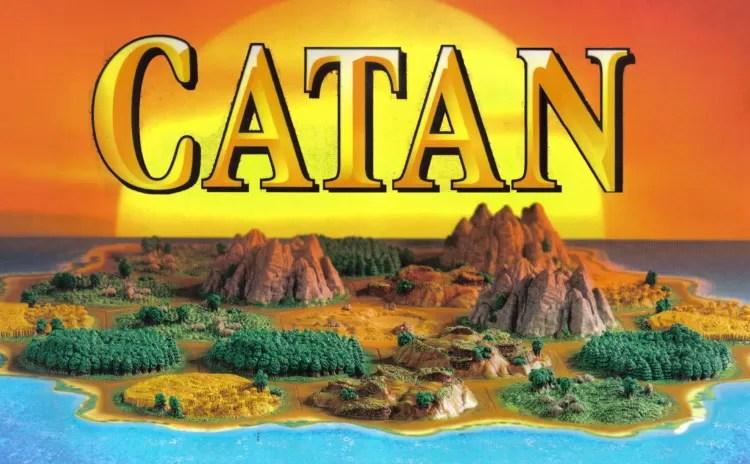 The Settlers of Catan, construindo seu império em uma ilha