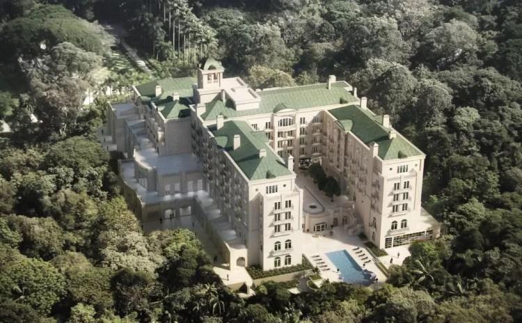 Palácio Tangará – o mais novo hotel de luxo de São Paulo