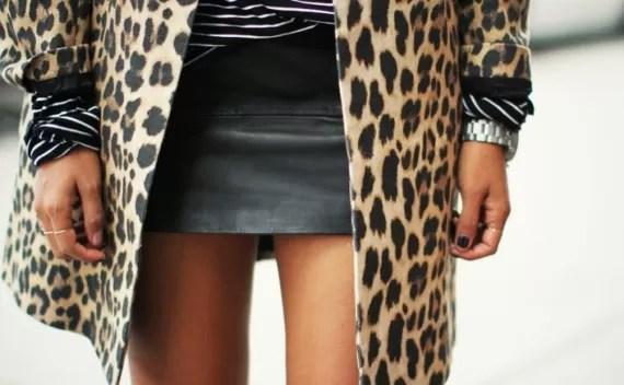 Você sabia que onça e listras são consideradas estampas lisas?