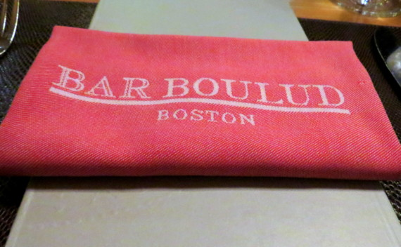 Bar Boulud e seu Bouchon Dinner no Mandarin Oriental, Boston
