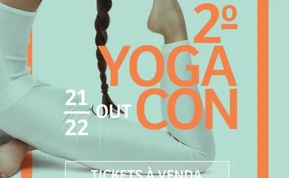 2. Yoga Con – uma pausa na rotina para desopilar!