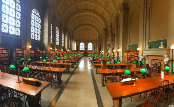 Boston Public Library (Biblioteca Pública de Boston) – parada rápida e obrigatória!